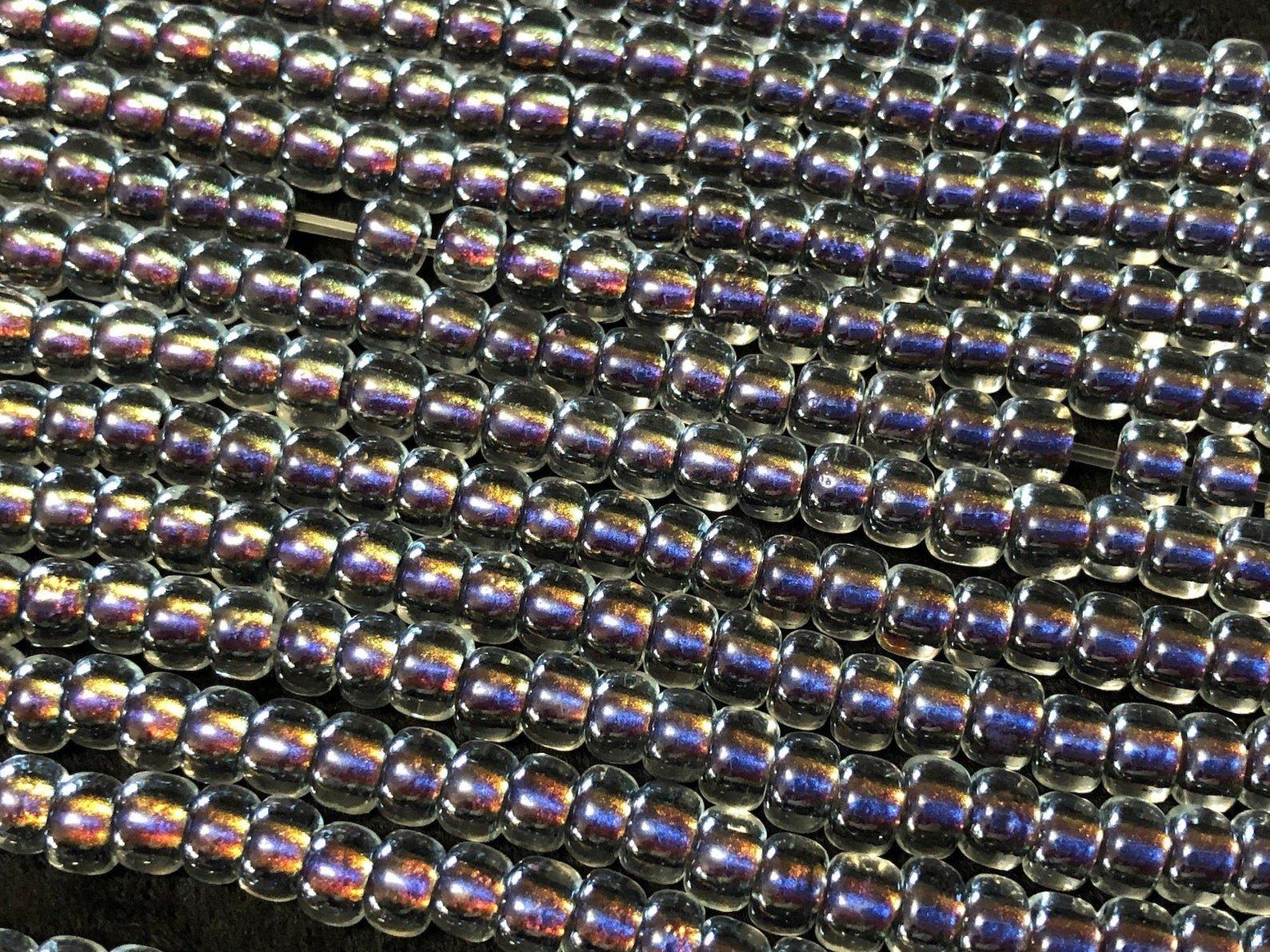 2-3203 Magic Violet Lined Crystal