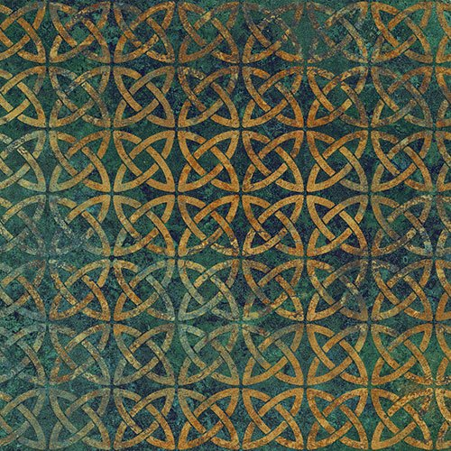 Stonehenge Solstice - 39429-69 - Teal