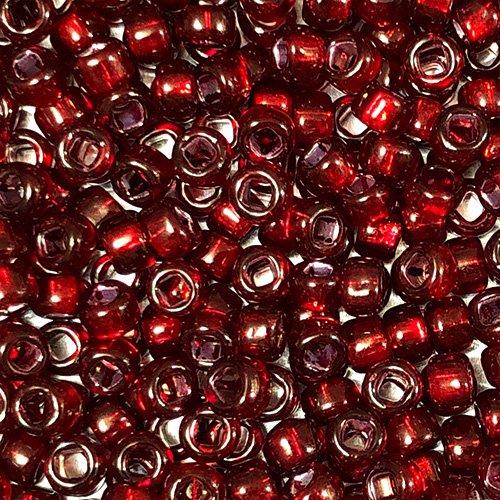 6-011B  Silverlined Ruby