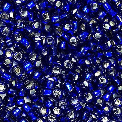 6-020  Silverlined Cobalt