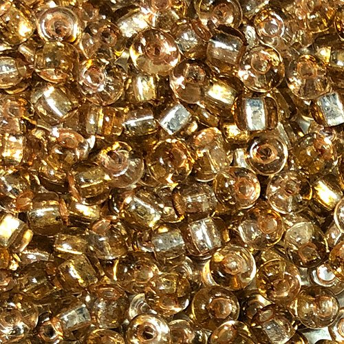 6-863  Topaz Colorlined Gold