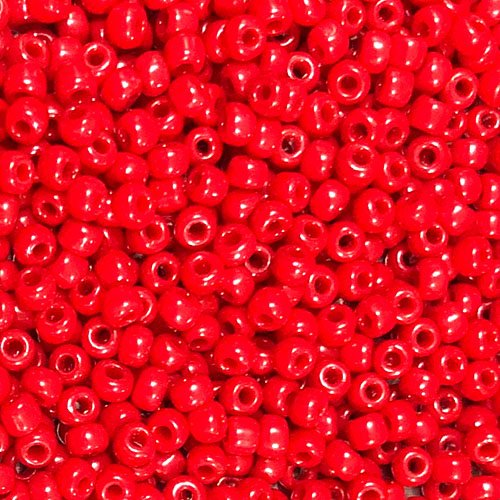8-408 Opaque Red