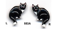 Cat Button BE553