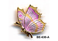 Butterfly Button BE630
