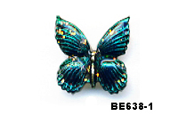 Butterfly Button BE638