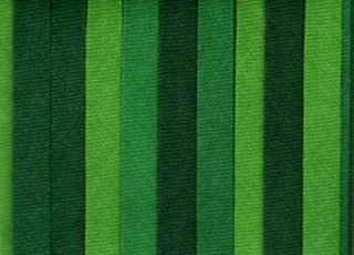 NEW COLOR -- Bohin Fusible Quilt Bias Dark Green Gradation