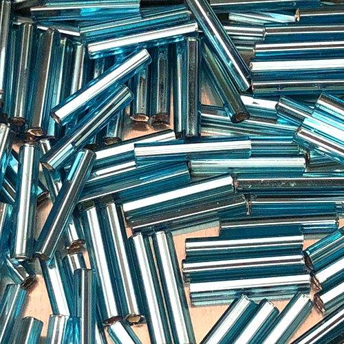 BG018.12  12mm Bugle S/L Aqua