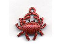 Sea Shore Charm C1352 - Crab