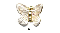 Butterfly Charm C1456