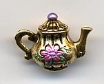 Tea Pot Charm C1493