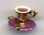 Tea Cup Charm C1498