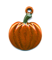 Halloween Charm C1508 - Pumpkin