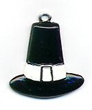 Pilgrim Hat Charm C1682