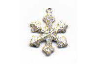 Snowflake Charm  C712