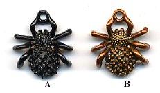 Spider Charm C818