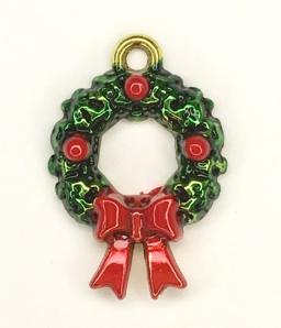 Christmas Charm CH7 - Wreath