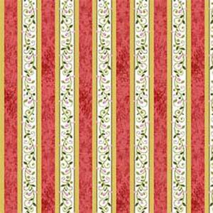 Renaissance Stripe - CX8824-REDX-D