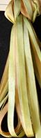 Montano Silk Ribbon Color - Lichen