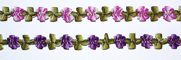 Floral Trim - Mokuba 9339