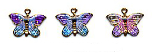Butterfly Charm PC966