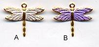 Dragonfly Charm PC972