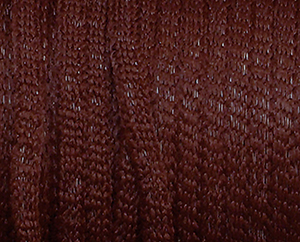 Face Mask Elastic 5/32 - Burgundy