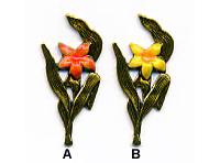 Flower Sew Down SD724 - Daffodil