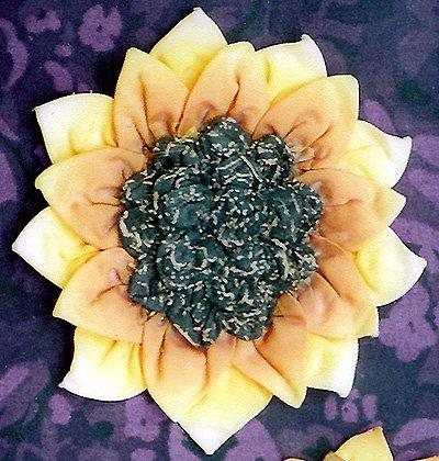 3-D Sunflower