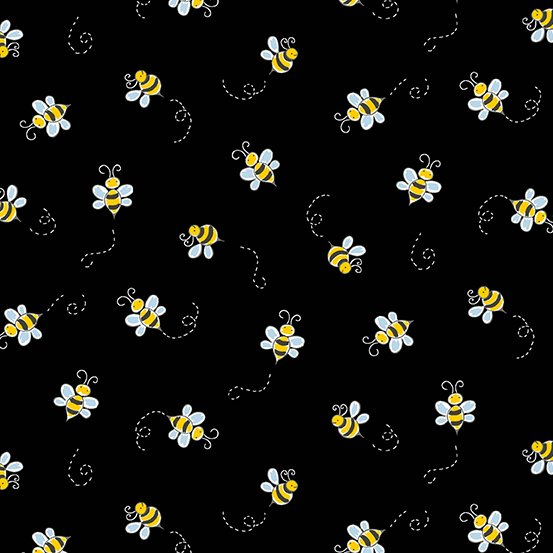 Bumble Bee: Black A-9715-K