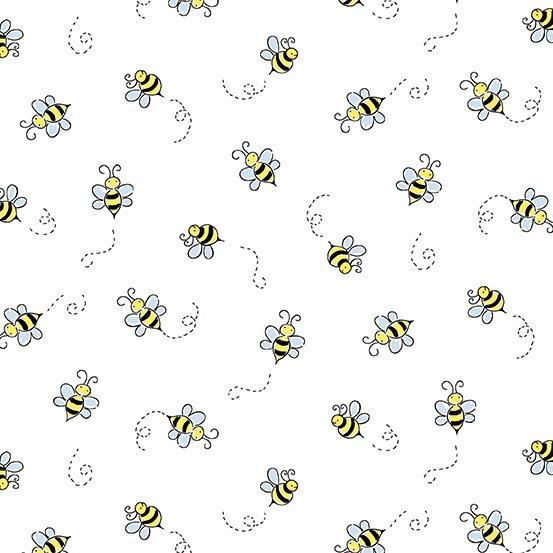 Bumble Bee: White A-9715-L