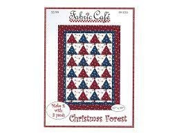 Christmas Forest 3 Yard Quilt