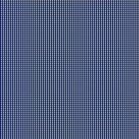 Blue Mini Check