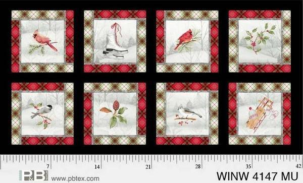 Winter Wonderland Panel