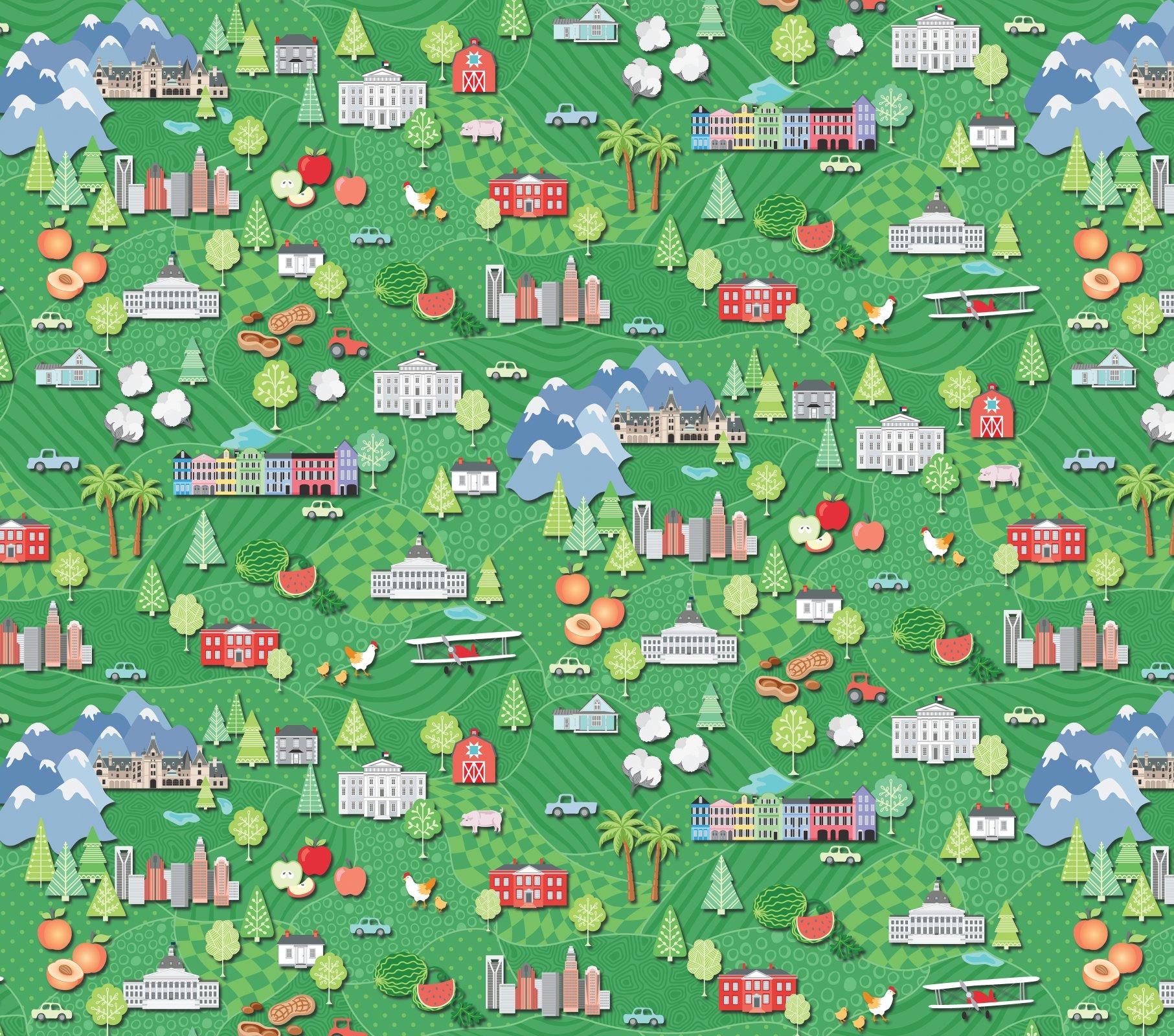 All Carolinas Landscape Fabric