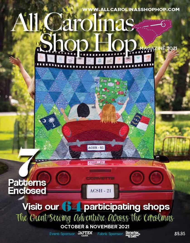 All Carolinas Shop Hop Magazine 2021