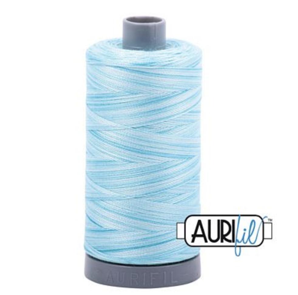 Aurifil 4663 Baby Blue Eyes Cotton Thread V 28wt
