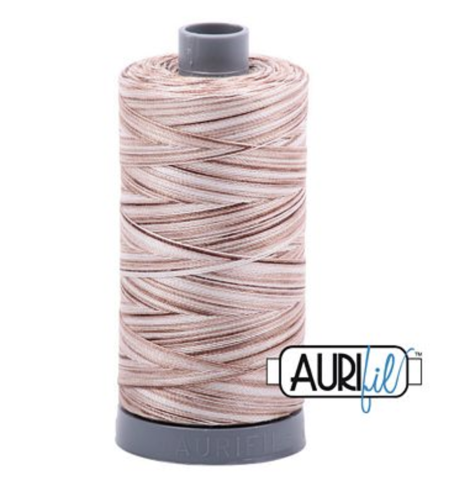 Aurifil 4666 Biscotti Cotton Thread V 28wt