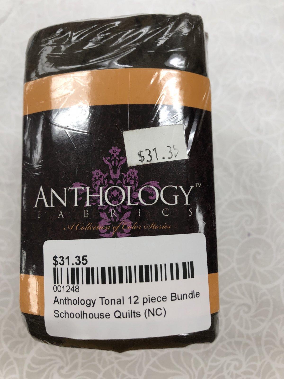 Anthology Tonal 12 piece Bundle