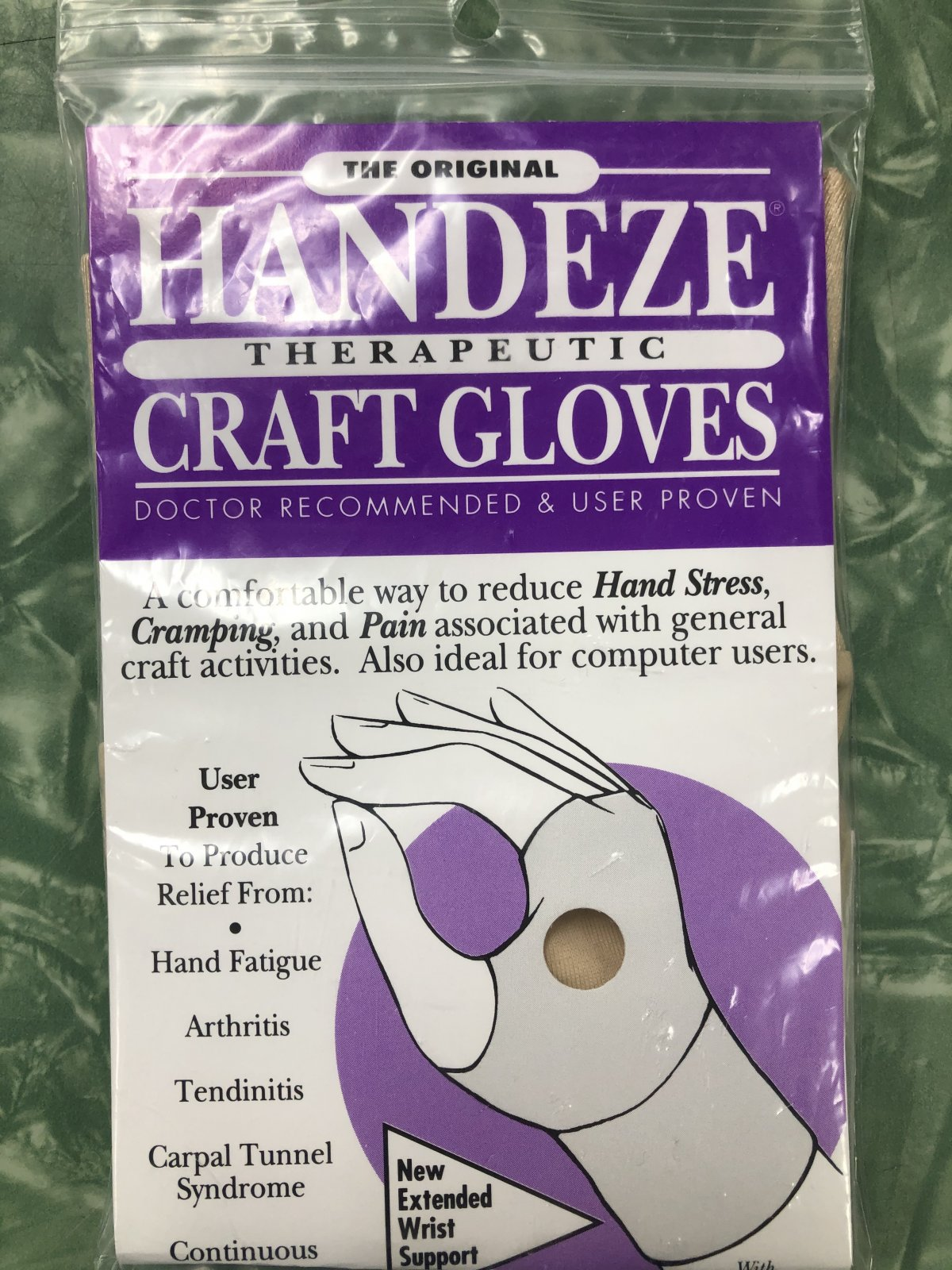 Handeze sz5 Lg Single Glove