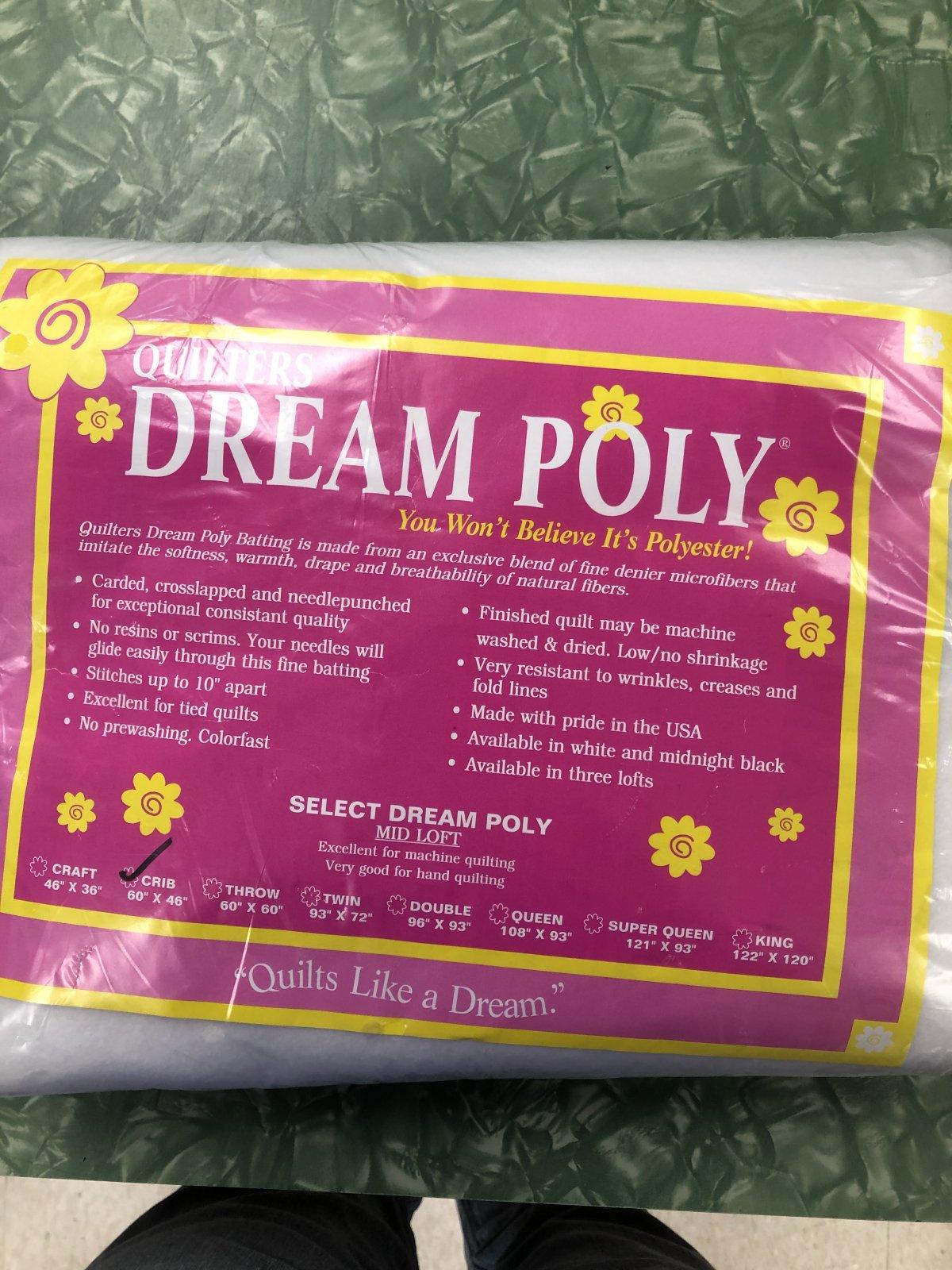 Dream Poly Select Crib Mid Loft