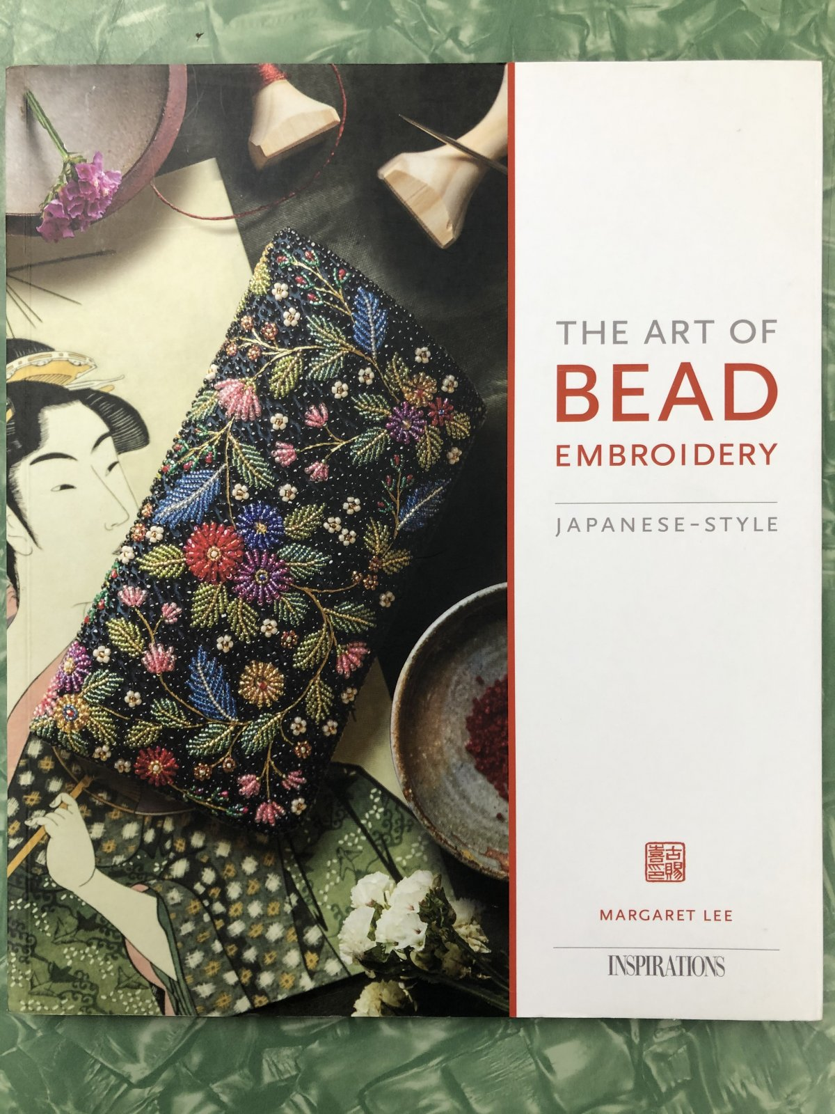 Art of Bead Embroidery Japanese Style, The