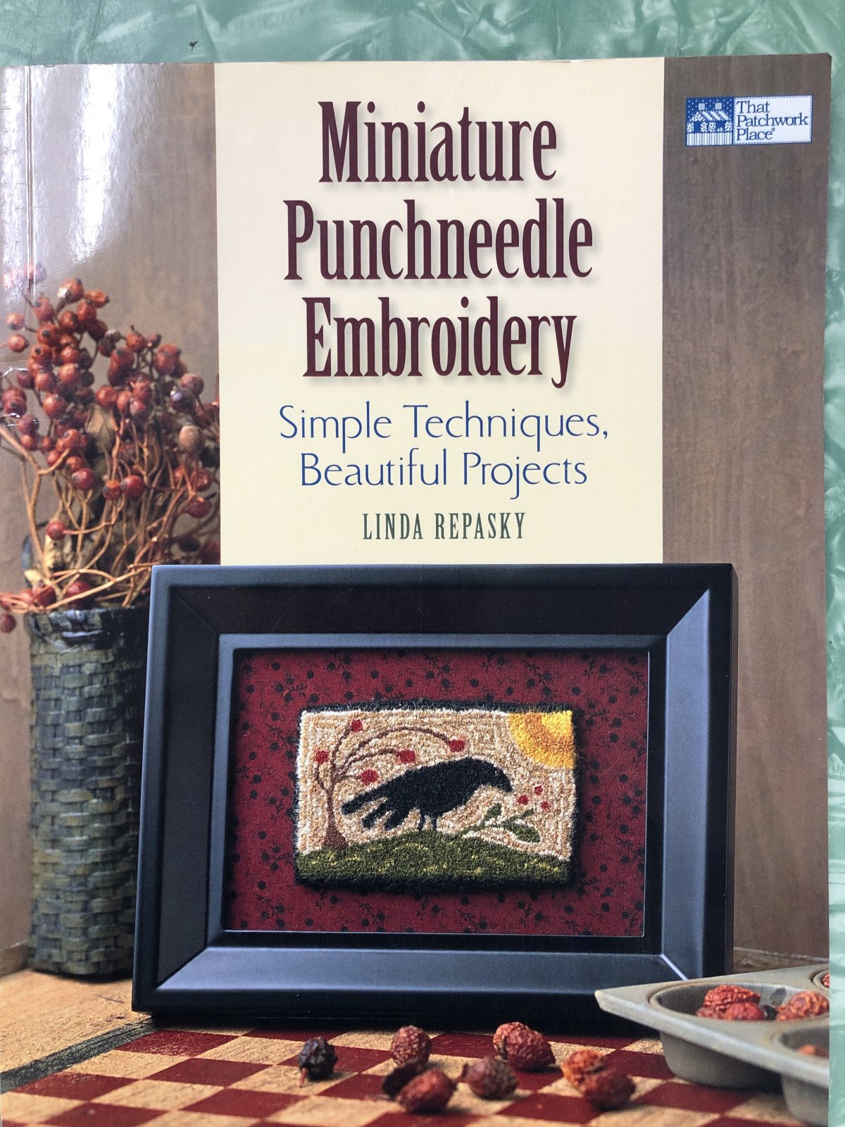 Miniature Punchneedle Embroidery