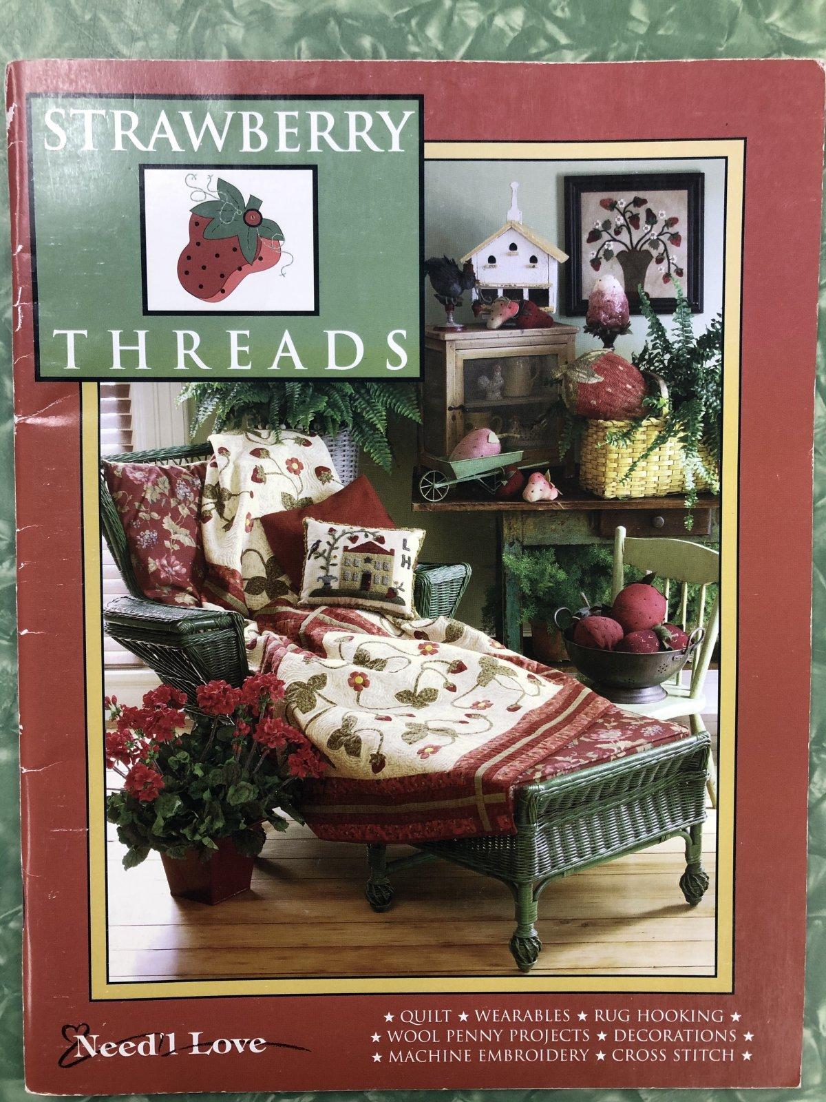 Strawberry Threads