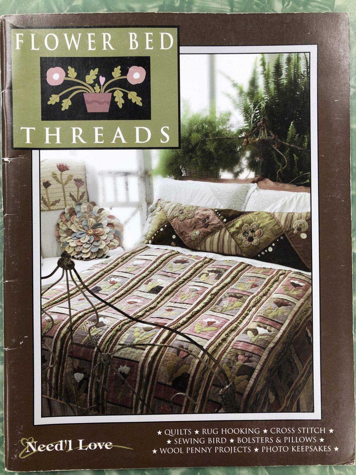 Flower Bed Threads