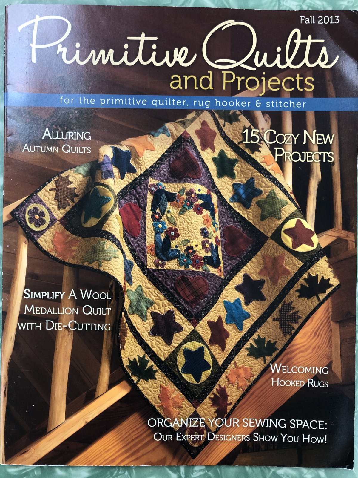 Primitive Quilts & Projects Fall 2013