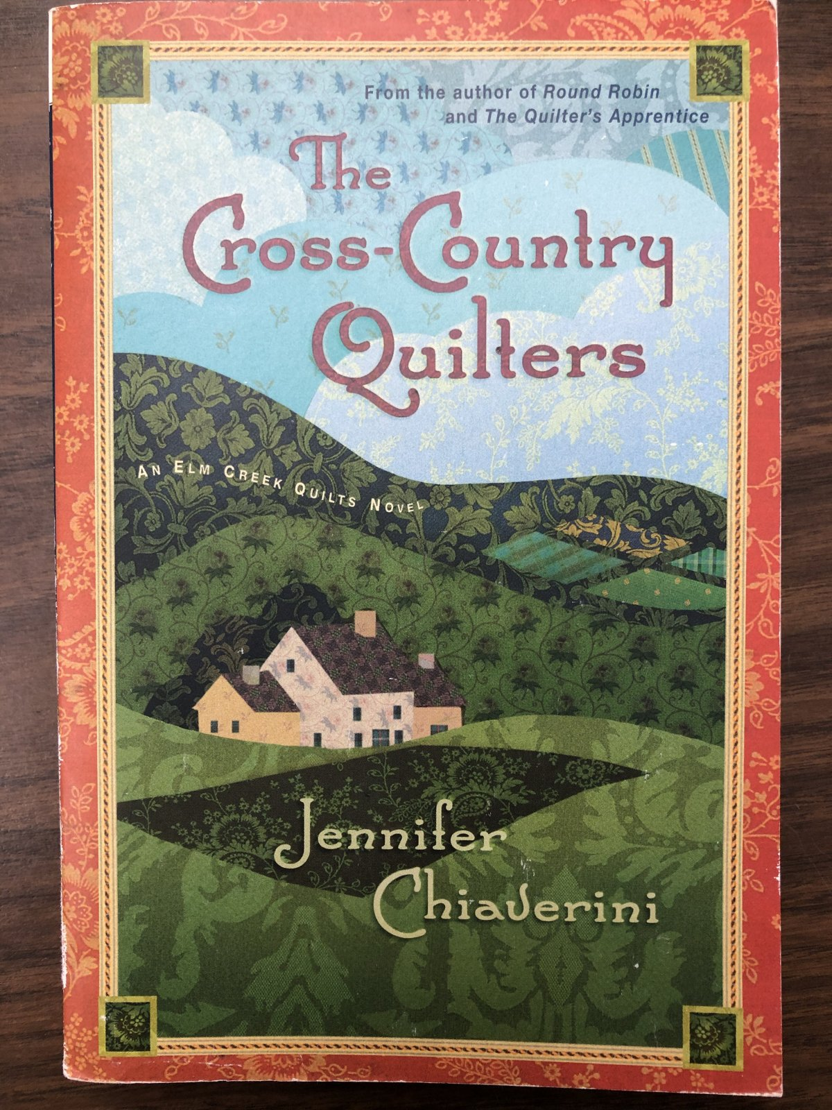Cross Country Quilters, The