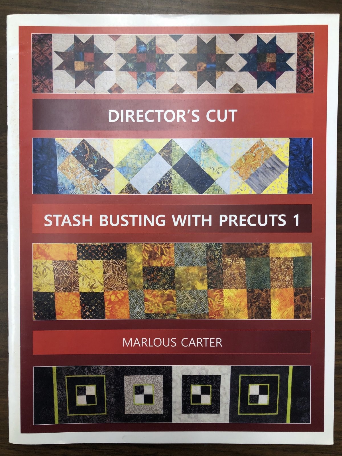 Director's Cut Stash Busting with Precuts 1