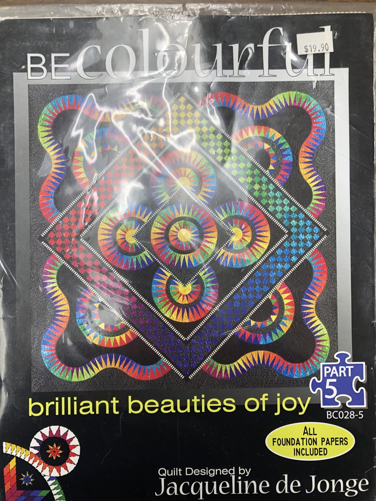 BeColourful: Brilliant Beauties of Joy Part 5