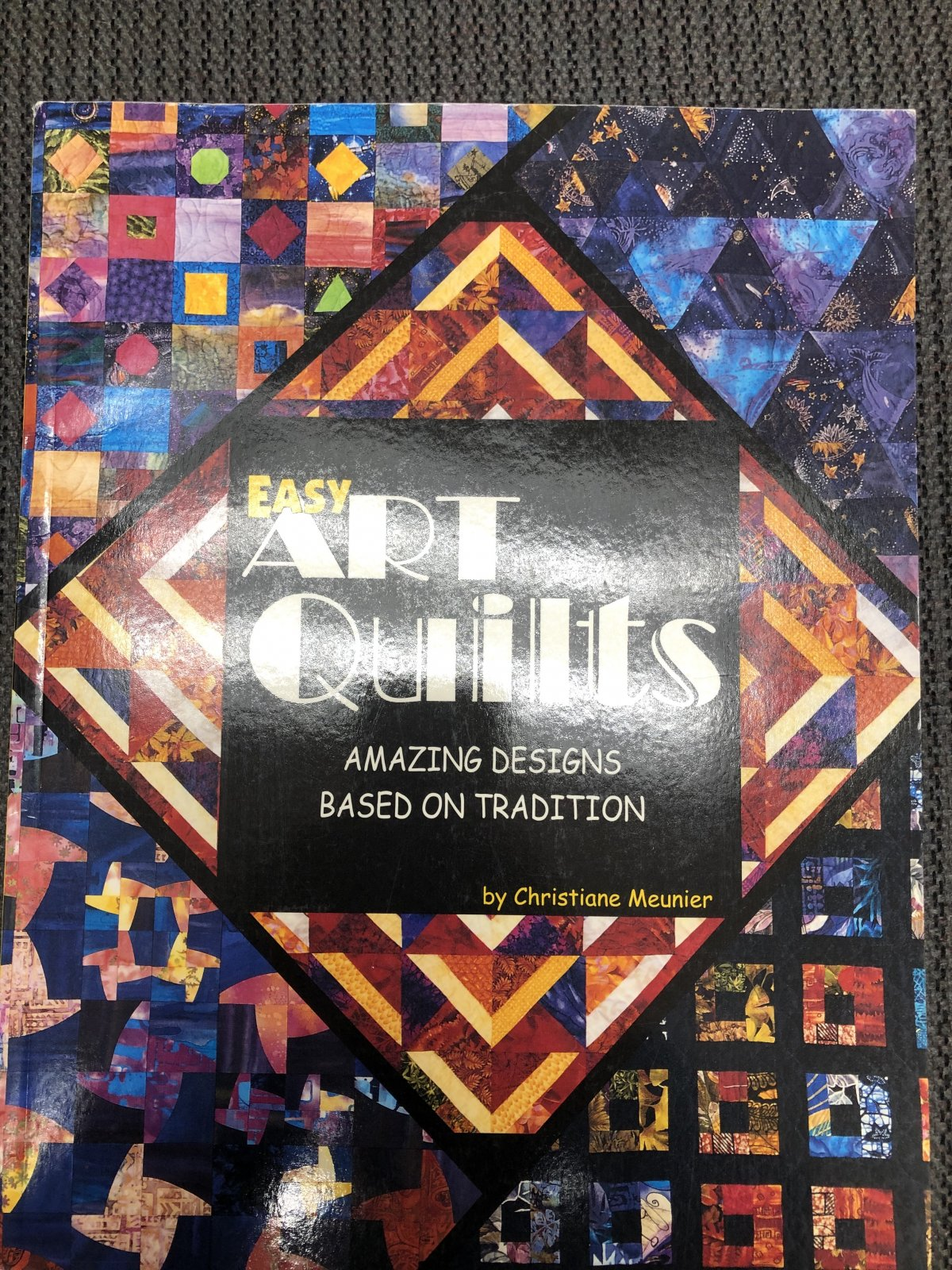 Easy Art Quilts