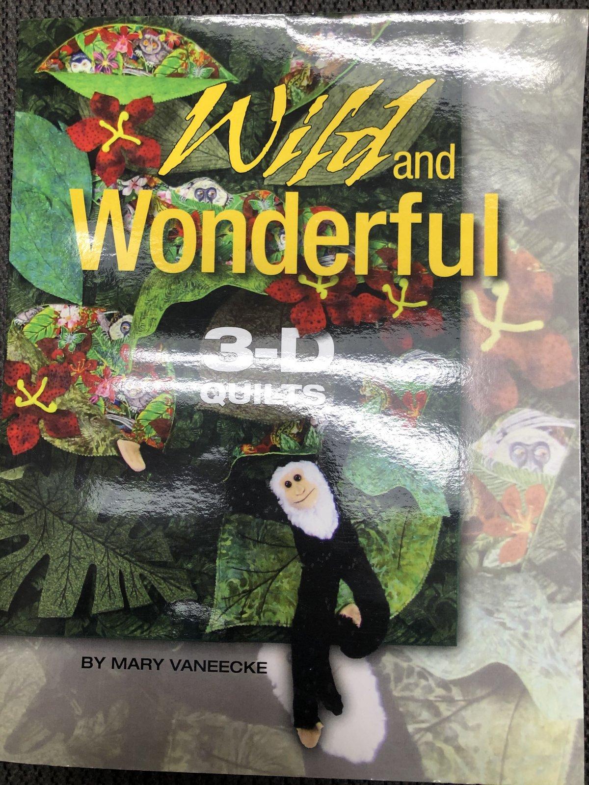 Wild Wonderful 3D Quilts